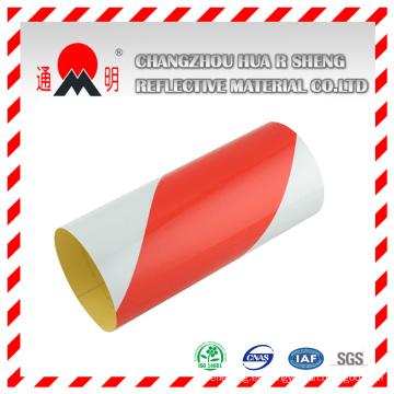 Láminas reflectantes de acrílico rojo y blanco (TM3200)