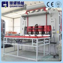 Melamine Paper On MDF PB Wood Laminate Machine