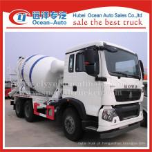 MARCA DE HOWO! 12cbm preço do caminhão misturador de concreto Made in china