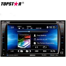 6.2inch двойной DIN 2DIN DVD-плеер автомобиля с системой Android Ts-2012-1
