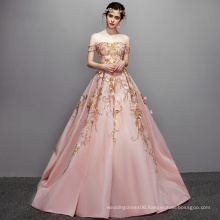 OBW8606 High quality lady evening dress night gown evening prom party strech satin evening dress