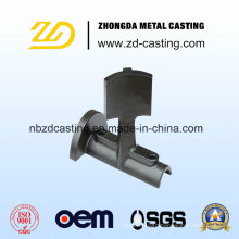 OEM Alloy Steel Construction Machinery Parts by Investment Casting