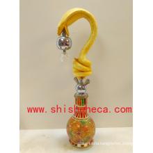 Top Quality Wholesale Zinc Alloy Nargile Smoking Pipe Shisha Hookah
