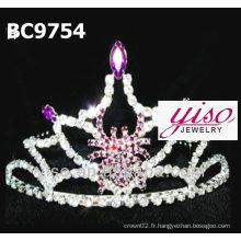Tiare couronne de luxe