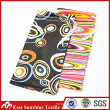 Microfiber Fabric Printing Drawstring Bag