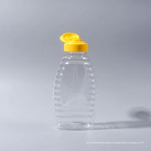 500g plástico garrafa de mel mel de abelha Garrafas Ketchup garrafa (EF-H10500)