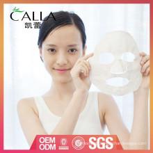 heißer Verkauf & Qualität sauber Schlamm Gesichtsmaske Blatt OEM
