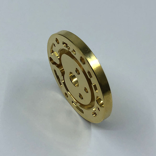 Precision Brass Machining Parts