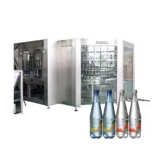 Abfüllmaschine für kohlensäurehaltige Getränke