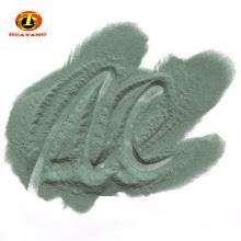 Green and black silicon carbide powder price