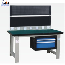 Workshop customized mechanical 10ft metal work bench