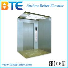 Ce хорошее оформление и низкий уровень шума пассажирский лифт без машинного зала
