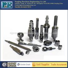 Kundenspezifische Hochpräzisions-CNC-Bearbeitung Motorradteile