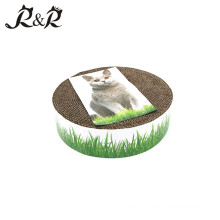 2018 venda quente Mobília do Gato Coçar Scratcher Cat Papelão / gato coçar tapete / grande cat scratcher RSC-8004