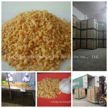 Crispy Fried Garlic Granules with Best Quality and Lowest Price