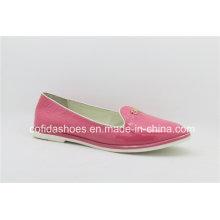 Chaussures décontractées Lady Flat Casual avec design simple