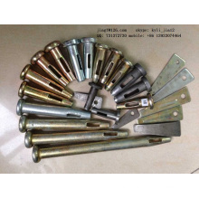 Aluminum Mold Parts Manufacturers Wholesale Building Pin