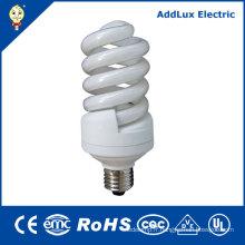 CE UL 15W - lumières économiseuses d'énergie en spirale 26W 110-240V