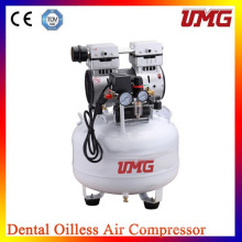 Um-J30 Precio barato equipos de laboratorio dental / Dental Air Compressor