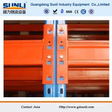 Orange Stainless Steel Rack Accessories