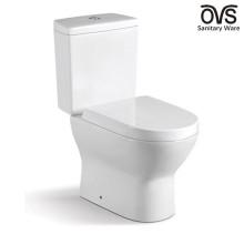 Промывки P-Ловушка Из Двух Частей Туалет Сантехника