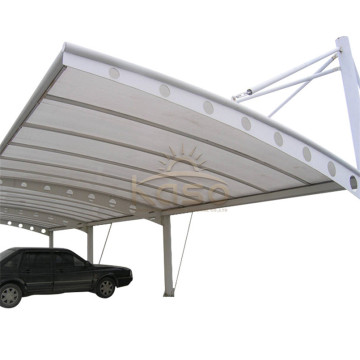 Sammenleggbar Carport 2 Car Shelter