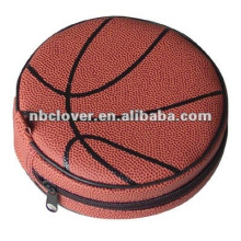 basketball shape cd storage bag