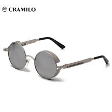 FU074 watch shape metal men sunglasses