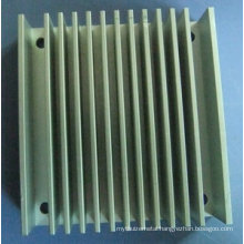 Anodized Aluminium Alloy Heatsink (High Precsion CNC machining)
