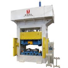 SMC Press Machine Composite Formpresse