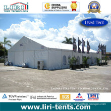 12m Used Marquee Tent for Party, Event, Conference and Church