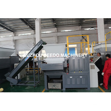Automatic Single Shaft Shredder Plastic Machine