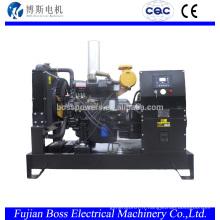 60HZ Générateur electrique de type triphasé Weifang 150kw