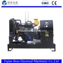 50hz 230V Quanchai tipo aberto 20kw diesel gerador