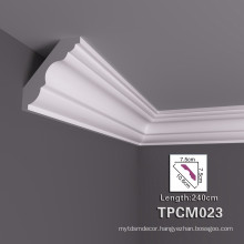 Sample available decorative pu moulding with different models