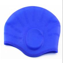Hot sale large seamless swim cap personalized