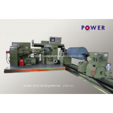 Rubber Roller Covering Machine For Mine Transmission