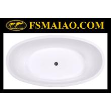 Forma oval de alta calidad construido en la bañera (ba-8802)