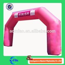 Inflatable race finish arch para la venta
