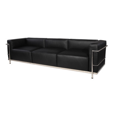 Le Corbusier LC3 Sofa Reproduction