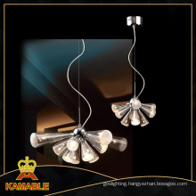 High Quality Modern Polished Chrome Hotel Pendant Lamps (P2237-9)
