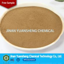 Calcium Ligno Sulfonate Powder Building Material Lignin