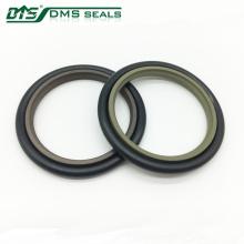 elastic step ring teflon rod seals