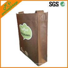 China supplier Brown long handle shoulder bag shopping bag