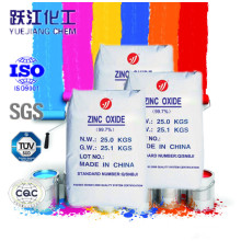 China Zinc Oxide (99.5%) From Manufacturer with Good Price