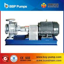 Pompe à huile chaude (LQRY) / Pompe Thermique à Fluide / Pompe Centrifuge