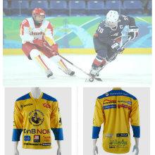 Хоккейные рубашки с сублимацией краски