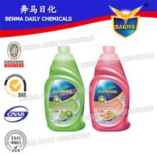 Detergente líquido antibacteriano Baoma