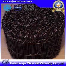 Строительные материалы Черная обожженная проволока для стальной проволоки