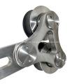 Heavy Duty Interior Stainless Steel Sliding Door Kit